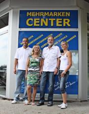 Knospe Mehrmarken Center Eröffnung