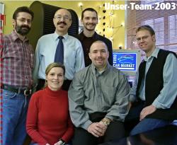 ECM-Team 2003
