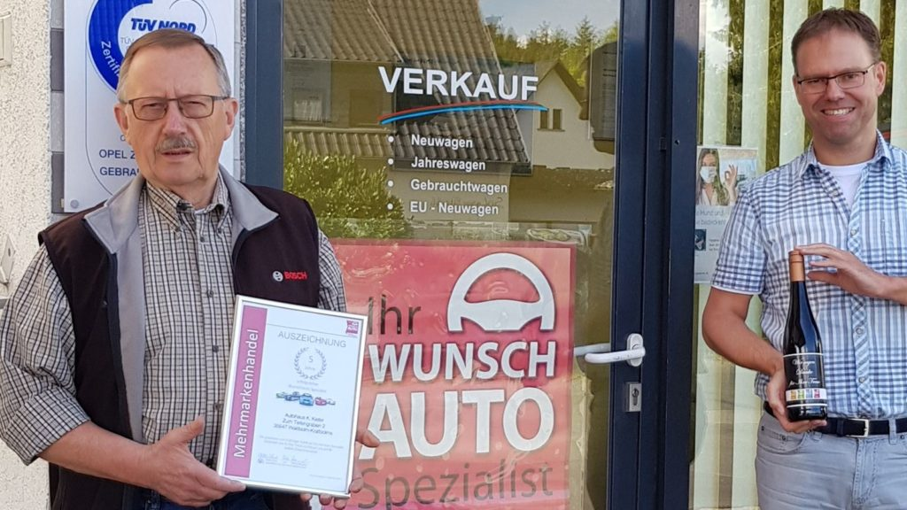 Autohaus Kiefer_Waldsolms_5 Jahre IWAS