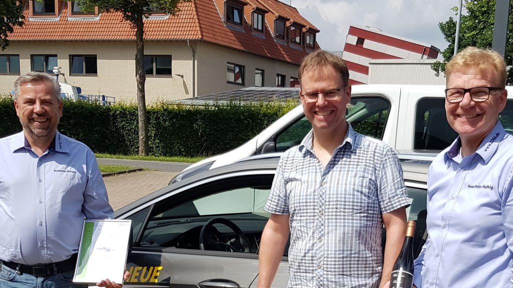 Autohaus Hellwig+Fölster_Kellinghusen_10-Jahre Großhändler